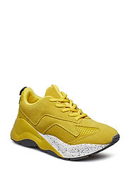 BIABECKY Suede Sneaker - YELLOW 1
