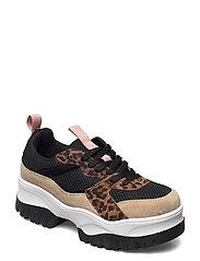 BIACOLLEEN Chunky Sneaker - BLACK 6