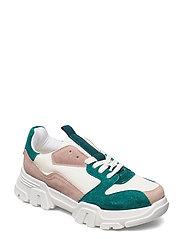 BIACANARY Suede Sneaker - MINT 1