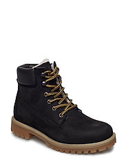 BFASTA Warm Worker Boot - BLACK 2