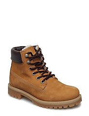 BFASTA Warm Worker Boot - MUSTARD 2