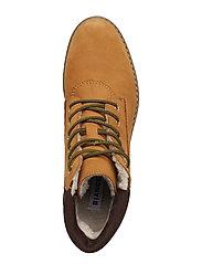 BFANLI Wedge Nubuck Boot