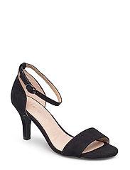 Low Basic Sandal - 10-BLACK