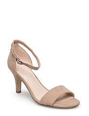 Low Basic Sandal - 27-NOUGAT