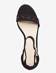 Bianco - BIABELLE Pearl Sandal - heeled sandals - black 1 - 3