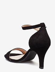 Bianco - BIAADORE Basic Sandal - sandales à talons - black 1 - 2