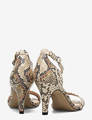 Bianco - BIAADORE Basic Sandal - sandales à talons - snake - 4