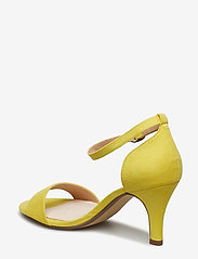 Bianco - BIAADORE Basic Sandal - sandales à talons - yellow 1 - 2