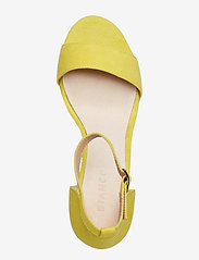 Bianco - BIAADORE Basic Sandal - sandales à talons - yellow 1 - 3