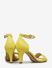 Bianco - BIAADORE Basic Sandal - sandales à talons - yellow 1 - 4