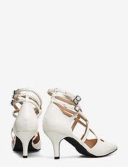 Bianco - BIAADINA Thin Strap Pump - klassiske pumps - white 3 - 4