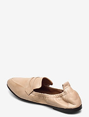 Bianco - BIASTORY Leather Loafer - instappers - natural - 2
