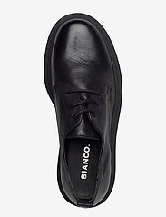 Bianco - BIADEB Laced Shoe - snörskor - black - 3
