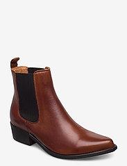 Bianco - BIACOCO Chelsea Western - chelsea boots - cognac - 0