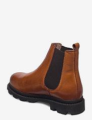Bianco - BIACYAN Leather Chelsea Boot - cognac - 2