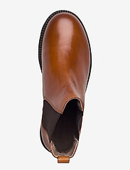 Bianco - BIACYAN Leather Chelsea Boot - cognac - 3
