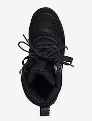 Bianco - BIACORO Chunky Winter Boot - platte enkellaarsjes - black 1 - 3