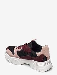 Bianco - BIACANARY Suede Sneaker - lage sneakers - burgundy 1 - 2