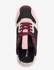 Bianco - BIACANARY Suede Sneaker - lage sneakers - burgundy 1 - 3