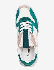 Bianco - BIACANARY Suede Sneaker - lage sneakers - mint 1 - 3