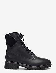 Bianco - BIACHERYL Winter Warm Boot - flade ankelstøvler - black - 0
