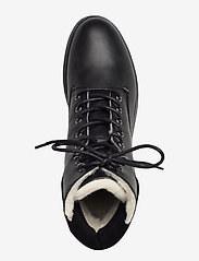 Bianco - BIACHERYL Winter Warm Boot - flade ankelstøvler - black - 3