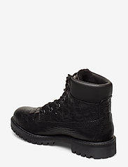 Bianco - BIACHARLIE Winter Hiking Boot - flade ankelstøvler - black 9 - 2