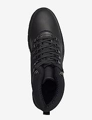 Bianco - BIACARY Leather Boot - bottes lacées - black - 3