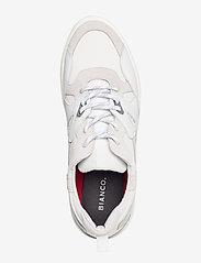 Bianco - BIAKING New Sport Sneaker - baskets basses - white - 3