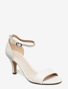 BIAADORE Basic Sandal - WHITE 3