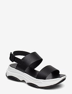 BIAALIA Chunky Sandal - BLACK
