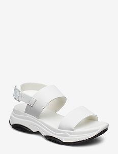 BIAALIA Chunky Sandal - WHITE
