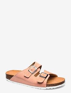 BIABETRICIA Buckle Sandal - POWDER 1