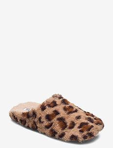 BIADACI Homeslipper - slippers - leopard 1