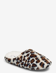 BIADACI Homeslipper - chaussons - leopard 3