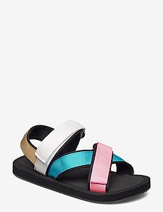 BIADENI Sandal - platte sandalen - rose 1