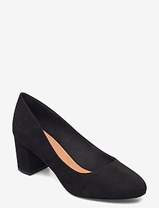 Blok Heel Pump - klassiske pumps - black 1