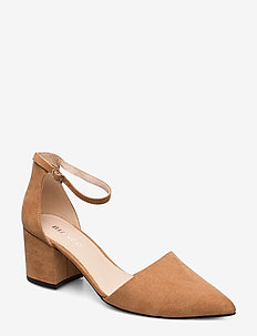 BIADIVIVED Pump - LIGHT BROWN 6