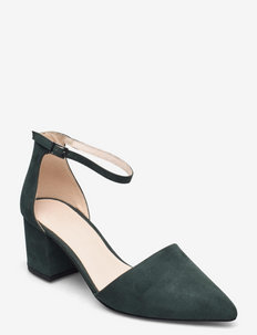 BIADIVIDED Pump WF - klassieke pumps - dark green 1