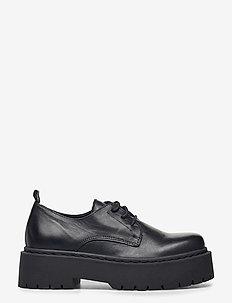 BIADEB Laced Shoe - snörskor - black