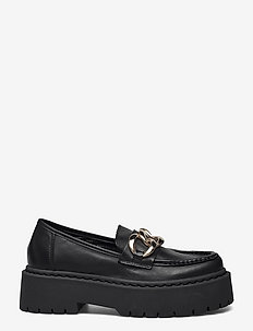 BIADEB Chain Loafer - loafers - black