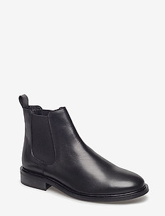 Classic Leather Chelsea - chelsea boots - black