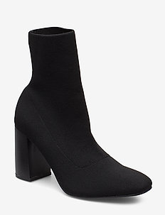 BIAELLIE Knit Boot - BLACK