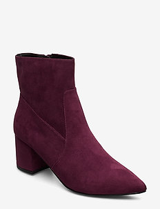 Pointy Ankle Boot - PURPLE 1