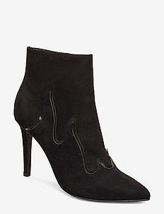 BIABERNICE Flame Boot - BLACK 1