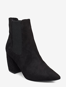 BIACANDY Flared Boot - ankle boots with heel - black 1