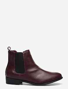 BIABELENE Classic Chelsea WF - chelsea boots - burgundy