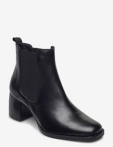 BIADALYA Chelsea Boot - talon haut - black