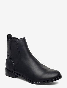BIAELLA Stud Chelsea Boot - chelsea boots - black