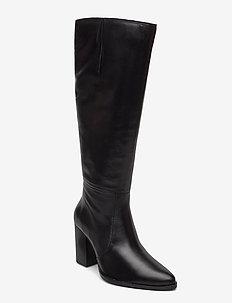 BIAJUDIA Long Boot - höga stövlar - black